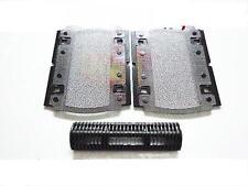 2PCS Foil + Cutter For BRAUN PocketGo E-Razor P10 330 350 355 370 375 5614 5615