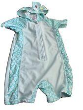 2x Babyboy Uv Suit Age 9-12 Months
