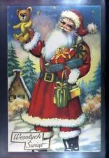 CPA Santa Claus Noel Christmas Weihnachtsmann Père Noël Babbo Natale 35