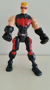 "Marvel Mashers Hawkeye 6"" SuperHero Figure (New Without Tags or Box)"