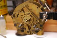 Antique French Clock Movement Marti working
