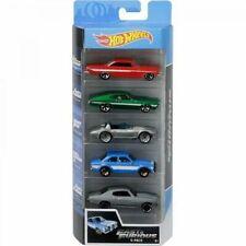 Hot Wheels 018060 Car Set - 5 Pieces