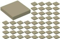 beige flat tile 2x2 with groove new new dark tan 6 x 3068 lego plate smooth