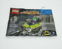 LEGO The Joker Bumper Car 30303 Brand New FREE SHIPPING