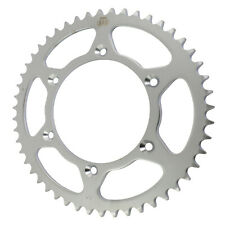 NEW SUZUKI RM125 2000 - 2005 CARBON STEEL REAR SPROCKET 49 TOOTH TRIPLE-S