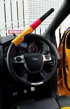 Baseball Bat, Steering Wheel Lock, Anti-Theft, Security Device: Car, Van, Lorry