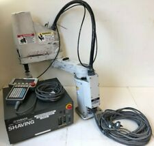 Yamaha Yk600x High Speed Scara Robot Qrcx 000 Power Supply Mpb 122 Pendant