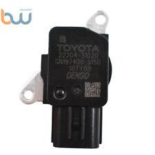 OEM MAF Mass Air Flow Meter Sensor 22204-31020 222040H010 Fit for Lexus Toyota