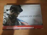 American sniper bluray steelbook box