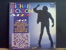 MICHAEL JACKSON The Michael Jackson Mix  DBL  LP   Lovely copy !!