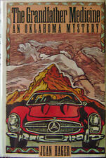 Jean Hager / The Grandfather Medicine First Edition 1989