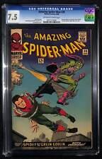 Amazing Spider-Man #39 CGC 7.5 Norman Osborn revealed a Green Goblin