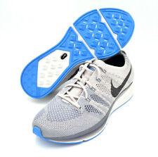 be7d9f1c03f2 Nike Flyknit Trainer Grey Running Shoes  AH8396-006  Mens Size 9.5   Womens