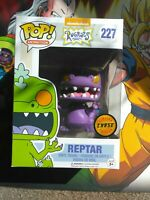 Rugrats Reptar Pop! Vinyl (Chase) Professional Packaging