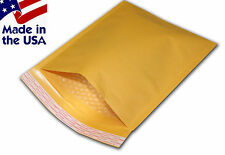 "200 #1 7.25x12 Kraft Bubble Mailers Padded Envelopes Bags 7.25""x12"""