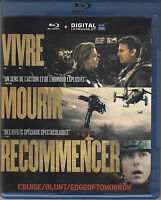 Blu-ray Vivre Mourir Recommencer (Tom Cruise)