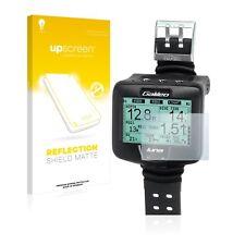 upscreen Reflection Schutzfolie für Uwatec Galileo Luna Displayschutzfolie Matt