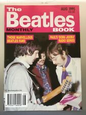 THE BEATLES BOOK MONTHLY Magazine No. 232 August 1995