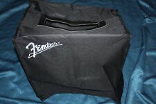 NEW! Fender Bass Amp Cover For Rumble 100, Black, MPN 7712951000