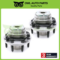 Front Wheel Bearing Hub For Ford F-250 F-350 w/ABS 4x4 SRW Pickup Truck 515020
