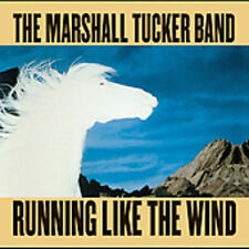 Running Like The Wind - Marshall Tucker Band (2005, CD NUEVO)