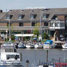 4 Tage Urlaub an der Nordsee im Hotel Nordsee-Hotel-Harlesiel mit Halbpension