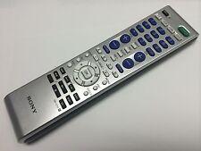 SONY REMOTE RM-V21 Multi Brand 4 Device Universal Remote Control TV/VCR DVD CBL0