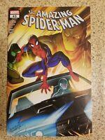 THE AMAZING SPIDER-MAN 45 LGY 846  Walmart VARIANT MARVEL COMICS