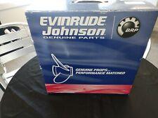Evinrude Johnson 13.25 x 17 RH 3 Blade Aluminum Propeller 0765183