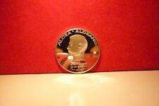 1993 Star Trek The Next Gen.Aldea Aldeans Silver Proof Coin Franklin Mint.BUNC
