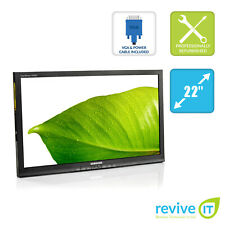 """Samsung SyncMaster S22A650D 22"""" Widescreen 1920x1080 VA LED Monitor ONLY Grade B"""