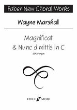 Magnificat & Nunc dimittis in C (FNCW) 0571520731 Upper Voices, Organ Music Fabe