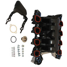 For Ford Lincoln Mercury Intake Manifold w/Thermostat & Gaskets Kit 4.6L V8 New