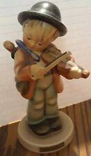Hummle Goebel Little Fiddler Number #4 TMK 3