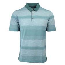 Ashworth Golf Men's Polo Shirt Seafoam Green Size Medium M  EZ-TEC 2 AM3188F6CF