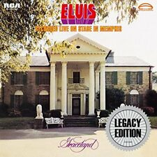Recorded Live on Stage in Memphis - Legacy Edition