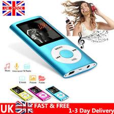 "MP3 MP4 IPod Style 32GB Portable 1.8"" LCD Music Video Media Player FM Radio HIFI"