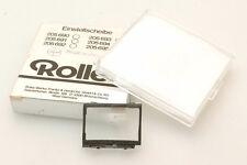 ROLLEIFLEX SCREEN MICROSCOPE SL 2000,3003,3001.MINT