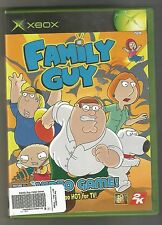 Microsoft Xbox Family Guy Complete Very Hard to find.