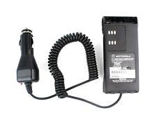Car Radio Battery Eliminator Adaptor For MOTOROLA GP328 GP339 GP340 MTX850 HT750