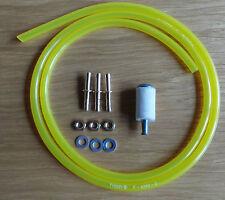 Tankbeschlagset mit Tygonschlauch Filzbendel und 3Doppelnippel für 3W DA DEL ZG