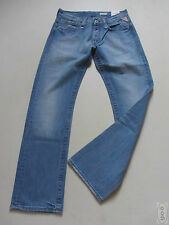 REPLAY Jeans Hose MV950A Modell DOC, W 31/L 34, NEU ! blue Faded Vintage Denim !