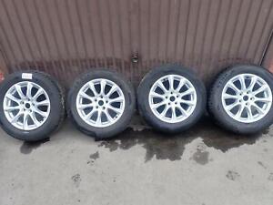 Ford Mondeo 16 Zoll Alufelgen Sommerräder S7C-1007-K4A E6.5Jx16H2 ET50 Int 25/20