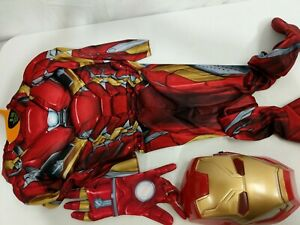 Rubie's Costume Captain America: Civil War Iron Man Childs Medium With MaskGlove