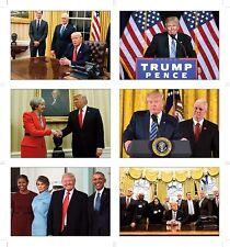 Donald Trump US President Great POSTCARD Set