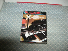 O27 GAUGE LIONEL MECHANICAL CROSSING GATE KIT! ONLY $ 25.00!