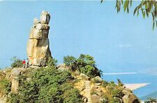 BR30900 The Amah Rock mentioned in local folklore China