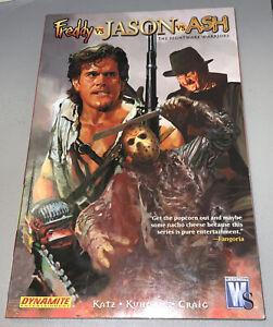 Freddy vs. Jason vs Ash: The Nightmare Warriors Vol. 2 TPB Dynamite Wildstorm