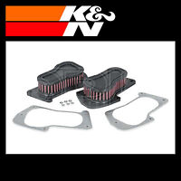 K&N Motorcycle Air Filter - Fits Suzuki - SU-1806