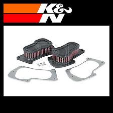 K&N Motorcycle Air Filter - Fits Suzuki - SU-1806